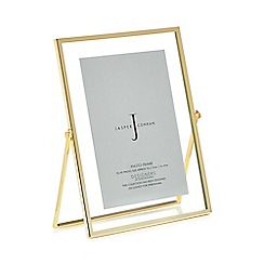 J by Jasper Conran - Gold hinged photo frame