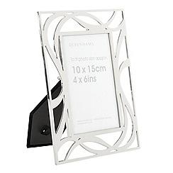 Debenhams - Silver photo frame