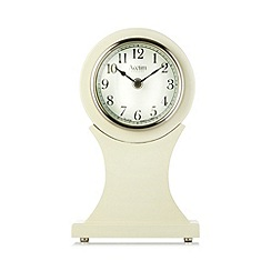 Acctim - Cream mantel clock