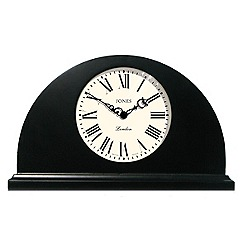 Jones - The Black Grange Mantel Clock