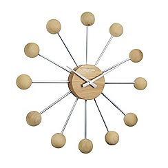 London Clock - Oslo - sputnik wall clock