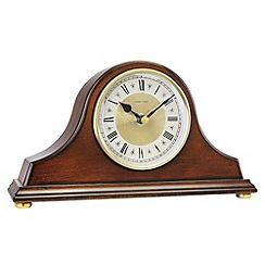 London Clock - Wooden 'Napolean' mantel clock