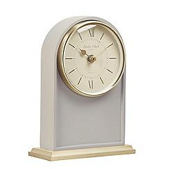 London Clock - Verity cream mantel clock