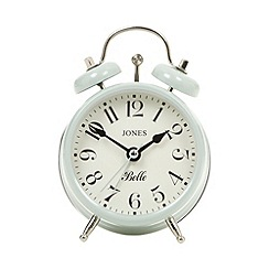 Jones - Pale green mini alarm clock