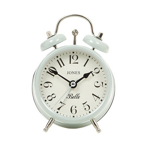 Jones - Mini pale green alarm clock