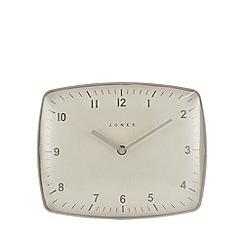 Newgate - Grey 'Tornado' clock