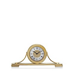 London Clock - Gold napoleon clock