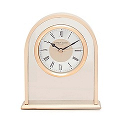 London Clock - Rose gold mantel clock