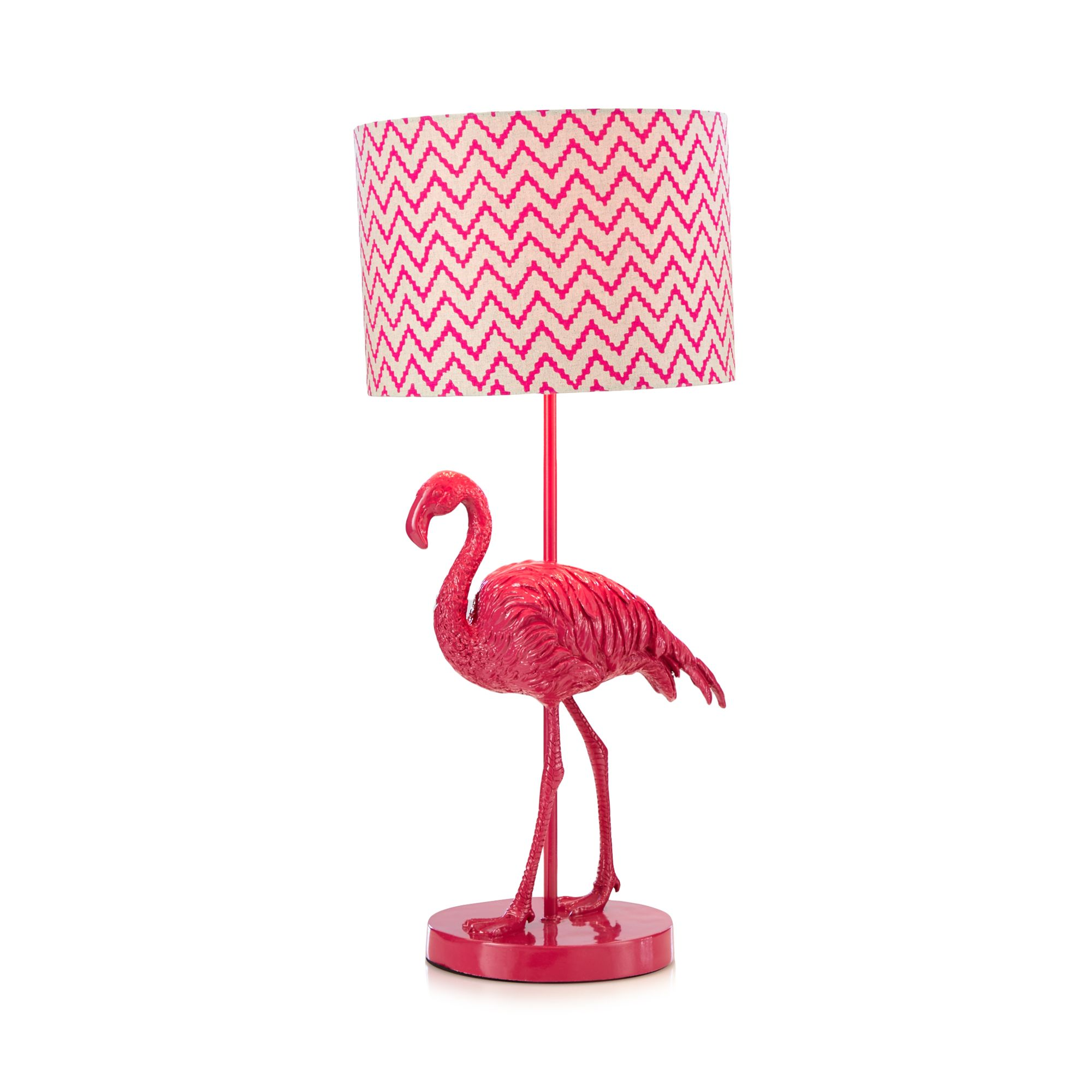 Butterfly Home By Matthew Williamson Designer Pink Flamingo Lamp From Debenhams Ebay