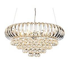 Debenhams - Julia ceiling light clear