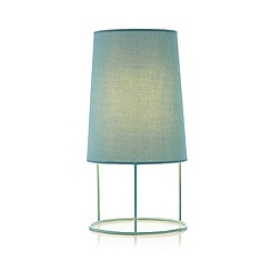 Home Collection Basics - Blue drum lamp