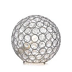 Star by Julien Macdonald - Crystal embellished ball lamp