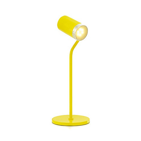 Ben De Lisi Home Yellow LED Table Lamp