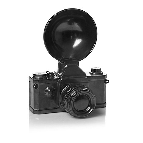 Ben de Lisi Home - Grey camera lamp
