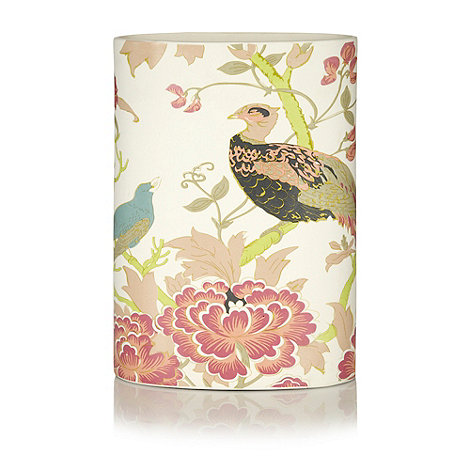 Butterfly Home by Matthew Williamson - White 'Magnolia' table lamp