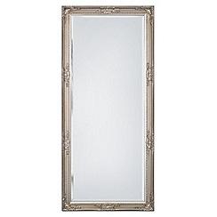 Innova - Antique silver Maissance II leaner mirror