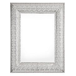 Innova - Marrakesh rectangular metal mirror