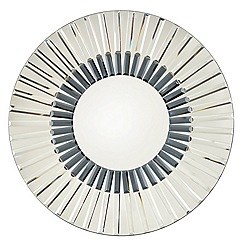 Innova - Aurora panelled all glass mirror