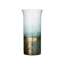 Voyage - Maison tall khione snow metal frost vase