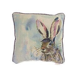 Voyage - Harriet hare cushion