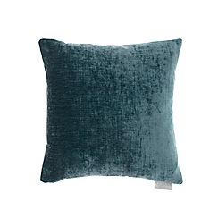 Voyage - Mimosa kingfisher cushion