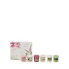 Yankee Candle - 'Pure Essence' 6 votives gift set
