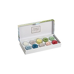 Yankee Candle - 'Coastal Living Artists Palette' tea lights set