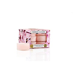 Yankee Candle - Classic 'Cherry Blossom' tea lights