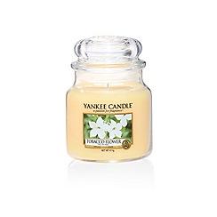Yankee Candle - Classic 'Tobacco Flower' medium jar candle