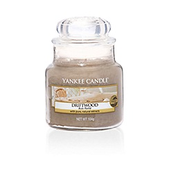 Yankee Candle - Classic 'Driftwood' small jar candle