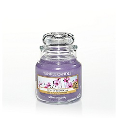 Yankee Candle - Classic 'Honey Blossom' small jar candle