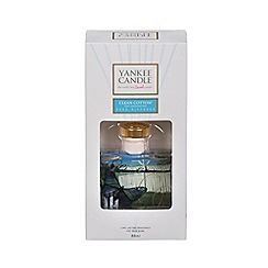 Yankee Candle - Clean cotton Signature Reed Diffuser