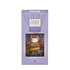 Yankee Candle - Lemon lavendar Signature Reed Diffuser