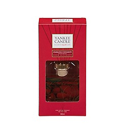Yankee Candle - Sparkling cinnamon Signature Reed Diffuser