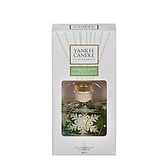 Yankee Candle - Sparkling snow Signature Reed Diffuser
