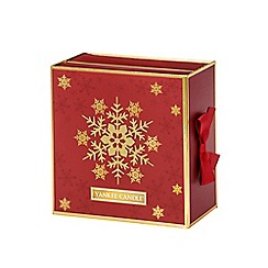 Yankee Candle - 3D advent calendar Christmas scented candles gift set