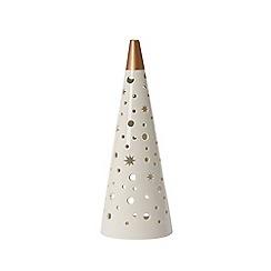 Yankee Candle - Magical luminary Christmas tea light holder