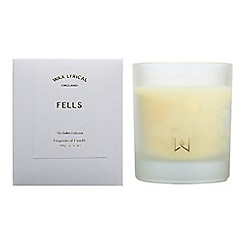 Wax Lyrical - Fells lakes candle