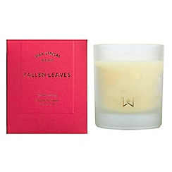 Wax Lyrical - Autumn leaves lakes candle