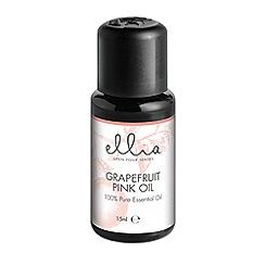 Homedics - 'Ellia Essential' grapefruit diffuser oil