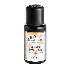 Homedics - 'Ellia Essential' orange diffuser oil
