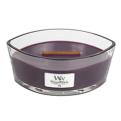 WoodWick - Fig hearthwick jar candle