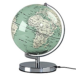 Wild & Wolf - Green swedish globe