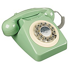 Wild & Wolf - Swedish green 746 telephone