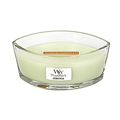 WoodWick - Cucumber melon hearth jar