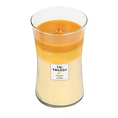 WoodWick - Fruits of summer trilogy large jar