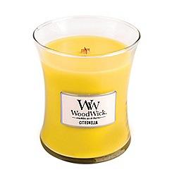WoodWick - Citronella medium jar