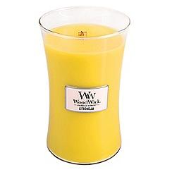 WoodWick - Citronella large jar