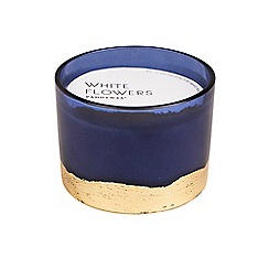 Paddywax - Gilt' white flowers scented candle 13oz