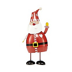 Debenhams - Large Christmas Santa bouncer